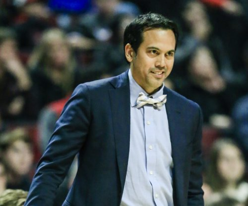 Spoelstra expected back when Heat meet Cavaliers