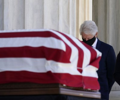 Watch live: Ruth Bader Ginsburg lies in repose at U.S. Supreme Court