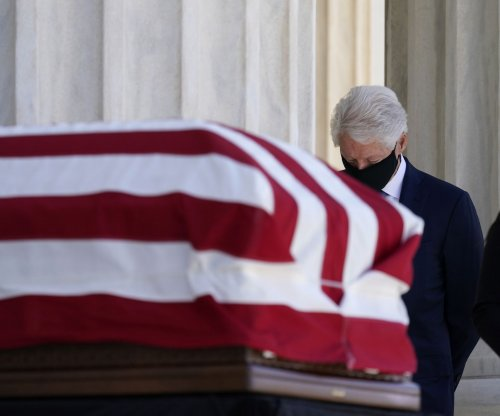 Ruth Bader Ginsburg remembered as 'brave' fighter for gender equality