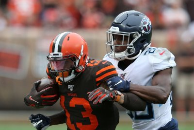 New York Giants sign former Tennessee Titans CB Adoree' Jackson