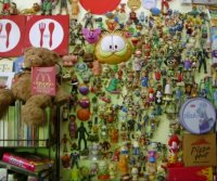 Philippines man collects 20,000 fast-food toys