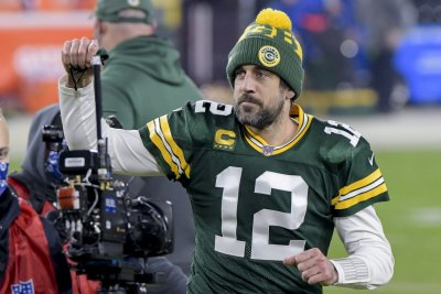 Packers coach Matt LaFleur hopes to get Aaron Rodgers back 'at some point'