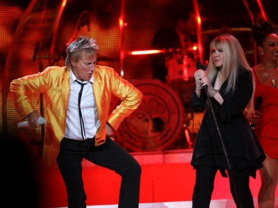Rod Stewart plans Vegas return