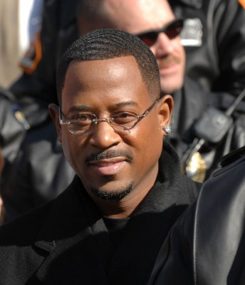 Martin Lawrence marries in California