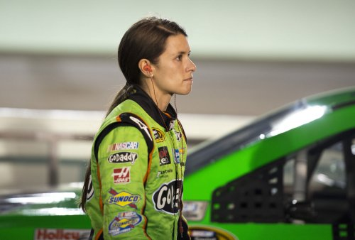 Danica Patrick finishes behind boyfriend Ricky Stenhouse Jr. for NASCAR Rookie of the Year
