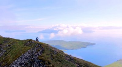Danny Macaskill takes incredible ride on Isle of Skye in viral video