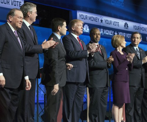 GOP candidates talk money, attack media in third debate