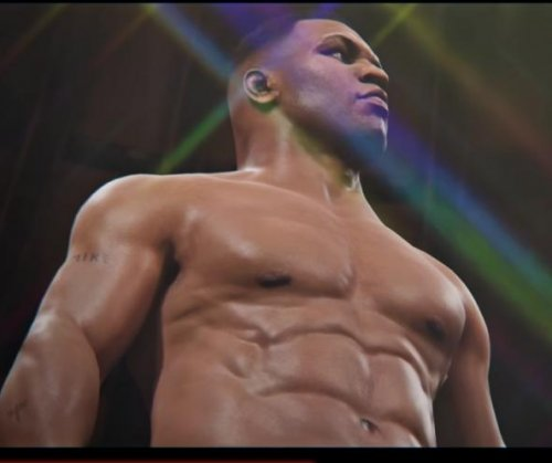 Mike Tyson enters the octagon in EA Sports 'UFC 2'