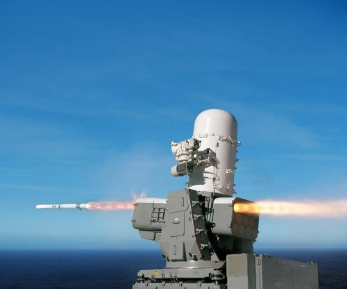 U.S. Navy tests Raytheon's SeaRAM system