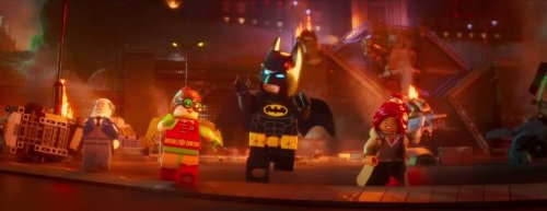 Batman assembles his team in latest 'Lego Batman' trailer