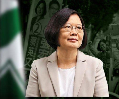 Taiwan's Tsai Ing-wen may stop in U.S. en route from Latin America