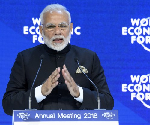 India PM: Climate change, terrorism, protectionism top global threats