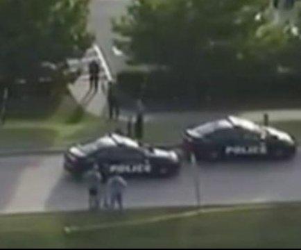 Armed bystander kills Oklahoma restaurant gunman