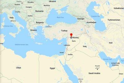 Turkey deploys troops near Kurdish stronghold in Syria