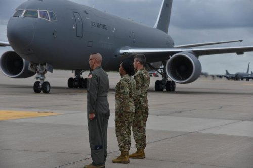 Cargo lock fix for KC-46 tanker approved by U.S. Air Force