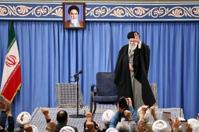 Iranian religious leader: Missile strikes were 'face slap' warning to U.S.