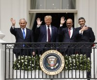 Arab-Israel normalization likely to slow under Joe Biden