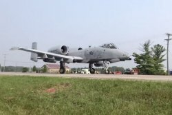 USAF makes history with highway landings in Michigan