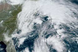 Gusty winds, coastal flooding among threats from potential subtropical storm