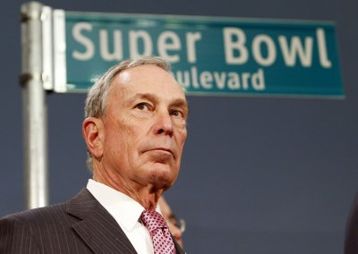 Letter sent to NYC Mayor Michael Bloomberg tests positive for ricin