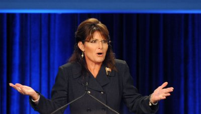 Palin concludes tour of Haiti