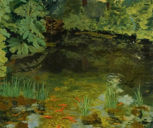 Winton Churchill painting sells for record $2.82M