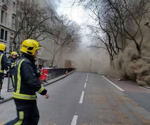 Underground electrical fire leads to evacuations in London