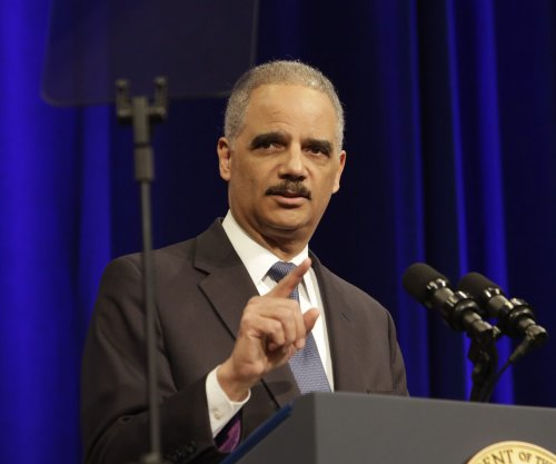 Eric Holder to DOJ staff: Never hire prostitutes