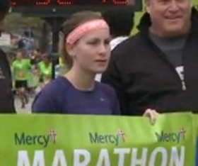 Officials: St. Louis Marathon winner didn't run entire race