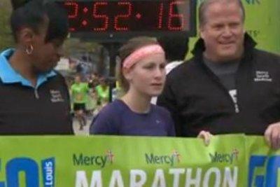 Officials: St. Louis Marathon winner didn't run entire race
