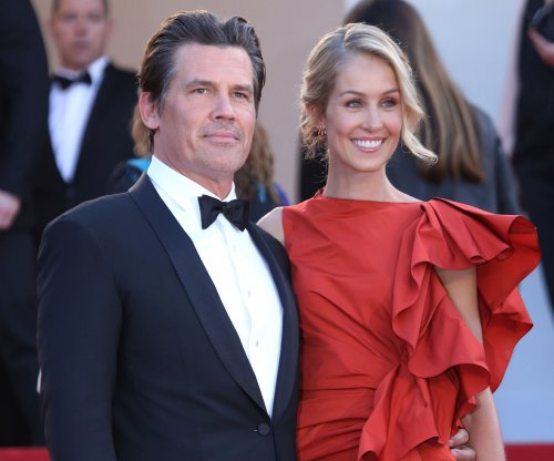 Josh Brolin, fiancée Kathryn Boyd walk red carpet at Cannes