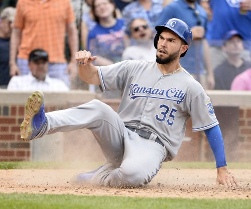 Hosmer's four-hit game propels Kansas City Royals to 3-0 win