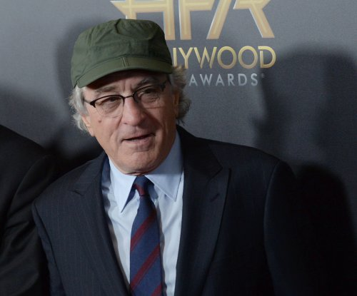 Robert De Niro slams tech mogul Stewart Butterfield onstage