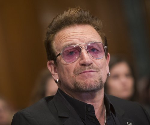 Bono helps dedicate 'Eclipsed' performance to missing girls