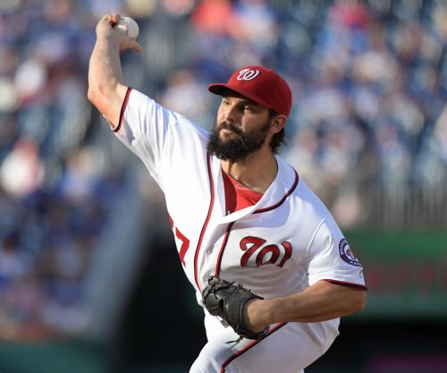 Tanner Roark settles in as Washington Nationals defeat Miami Marlins