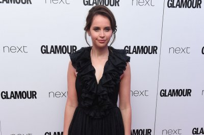 Felicity Jones to portray Supreme Court Justice Ruth Bader Ginsburg in biopic