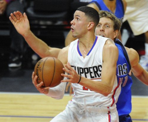 Los Angeles Clippers guard Austin Rivers fined for using profanity toward fan