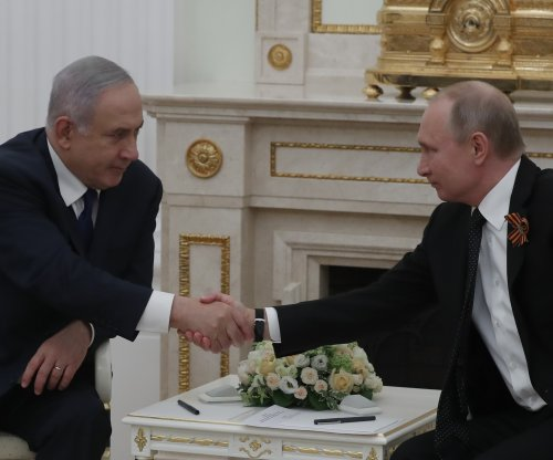 Israeli leader Netanyahu visits Putin in Russia ahead of Trump summit