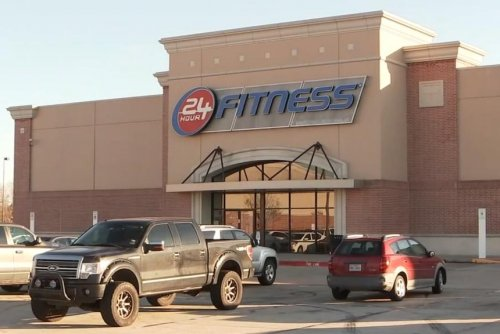 Man locked inside Texas gym after closing time