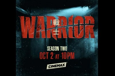 'Warrior' Season 2 to premiere Oct. 2 on Cinemax