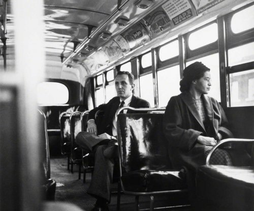 On This Day: Civil rights icon Rosa Parks dies