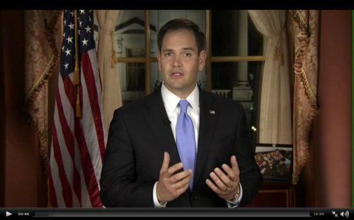 Rubio: 'I want to protect my neighbors'