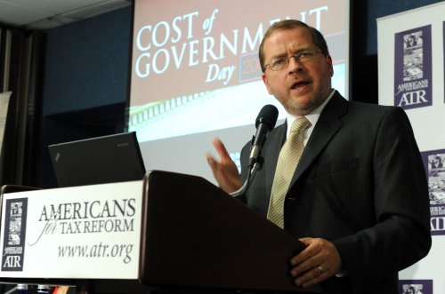 Politics 2012: Who's willing to break Grover Norquist's no-tax-increase pledge?