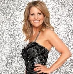 Candace Cameron Bure sees a sports therapist for 'Dancing with the Stars' anxiety