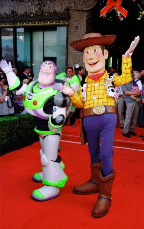 'Toy Story 4' announced, to be released summer 2017
