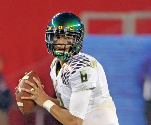 Oregon Ducks visit Oregon State Beavers in Civil War