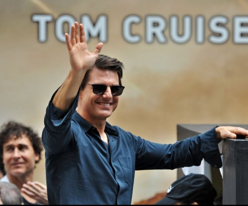 Paramount offers first look at Tom Cruise's 'Mission: Impossible Rogue Nation'