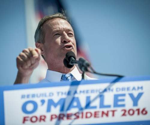 Former Maryland Gov. Martin O'Malley announces 2016 presidential bid