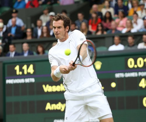 Britain's Andy Murray reaches Wimbledon semi-finals