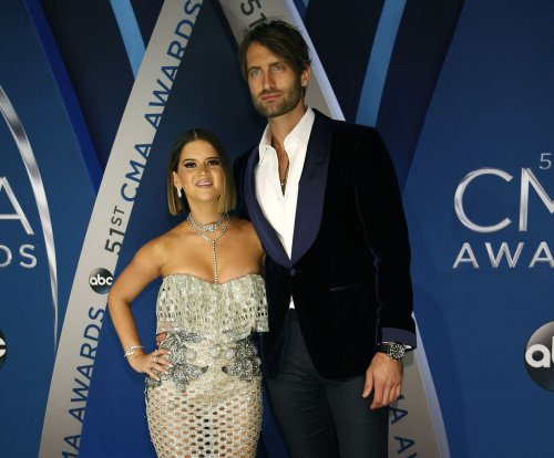 Maren Morris marries Ryan Hurd in Nashville